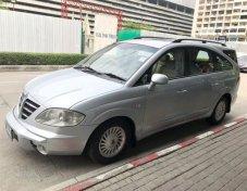 ขายรถ SSANGYONG Stavic ที่ กรุงเทพมหานคร