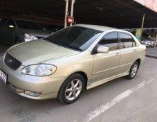 ขายรถ TOYOTA Altis ที่ นนทบุรี