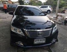 ขายรถ TOYOTA CAMRY G 2013