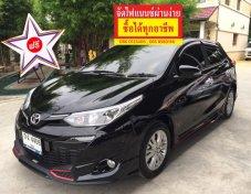 Toyota (New) Yaris  5 ประตู 1.2  (G) VVT-I ปี 2018