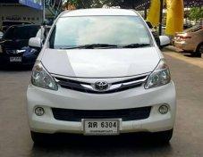 2012 Toyota AVANZA G 1.5