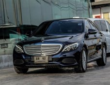 Benz C180 1.6 Exclusive (w205) ปี 2015