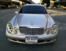 ขายรถ Mercedes-Benz E200 Kompressor Elegance ปี 2004 โฉม W211
