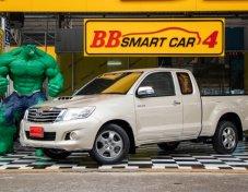 บต-1072 ขายรถสวย Toyota Hilux Vigo Champ 2013 pickup