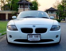 BMW Z4 E85 Sport Roaster เปิดประทุนไฟฟ้าปี 2011