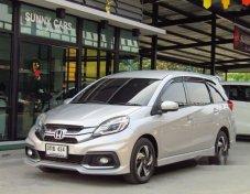 ขายรถ HONDA Mobilio RS 2015 ราคาดี