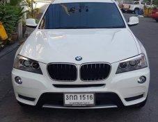 2014 BMW X3 รับประกันใช้ดี