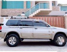 รถสวย ใช้ดี MITSUBISHI Strada G-Wagon suv