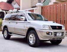 MITSUBISHI G-WAGON 2003 wagon ราคาถูก
