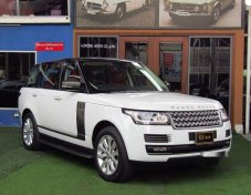 2013 LAND ROVER Range Rover รับประกันใช้ดี