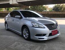 Nissan Sylphy 1.8V Sedan A/T 2014 (รถสวยจัดเต็มฟรีดาวน์)