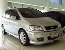 CHEVROLET Zafira Luxury wagon ราคาที่ดี