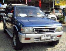 1995 ISUZU Adventure 4x4 wagon