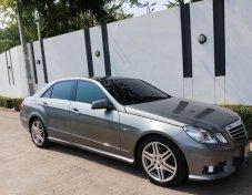 ขายรถ MERCEDES-BENZ E250 CGI AMG Avantgarde 2012