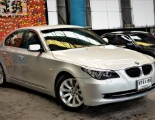 2010 BMW 520d รุ่นใหม่ เกียร์ไฟฟ้า รถสวยมือเดียวออกห้าง