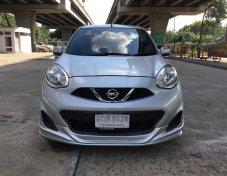 2014 Nissan MARCH 1.2 E รถมือเดียวพร้อมใช้