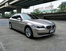 2012 BMW 520i 2.0 F10 รถสวยพร้อมใช้ หรูหรา ราคาเบาๆ