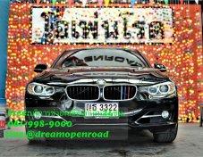 2013 BMW320 i SE F30 TWINTURBO รถสภาพสวยมาก รถผู้หญิงใช้ รักษาสุดๆ