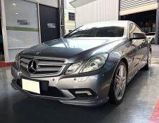 BENZ E200 AMG COUPE SPORT (W207) 1.8 AT ปี 2011