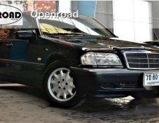 2001 MERCEDES-BENZ C240 รถเก๋ง 4 ประตู สวยสุดๆ