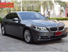 2015 BMW 525d Luxury รถเก๋ง 4 ประตู