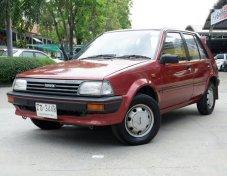 1988 TOYOTA Starlet รถเก๋ง 5 ประตู สวยสุดๆ