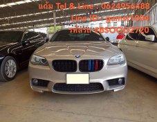 ฟรีดาวน์ BMW 520D 2.0 TWINTURBO [F10] AT ปี 2014 (รหัส #BSOOO2720)