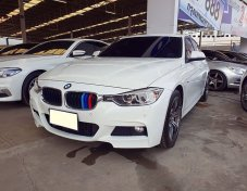 BMW 320D 2.0 [F30] AT ปี 2013
