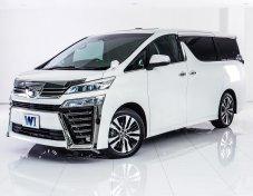 2018 Toyota VELLFIRE