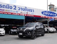 TOYOTA FORTUNER 2.8 V TRD SPORTIVO 2WD  ปี 2016