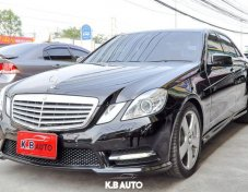 MERCEDES-BENZ E250 CDI Elegance 2012 ราคาที่ดี
