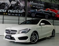 2017 MERCEDES-BENZ CLA250 AMG รับประกันใช้ดี