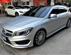 2016 MERCEDES-BENZ CLA250 AMG รับประกันใช้ดี