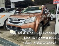ISUZU MU-X 3.0 2WD AT ปี 2014