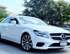 Mercedes Benz CLS 250 CDI Facelift Exclusive ปี 2016