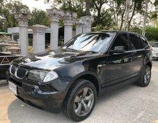 BMW X3 2.5si (E83) Yr2006