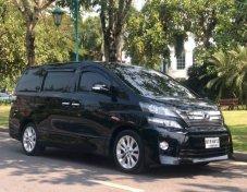 ขายรถ TOYOTA VELLFIRE ที่ นนทบุรี