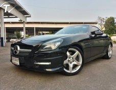 2013 Mercedes-Benz SLK200 1.8 R172