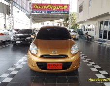 NISSAN MARCH 1.2 VL Push Start AT ปี 2011
