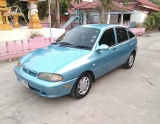 1995 Ford Aspire GL hatchback