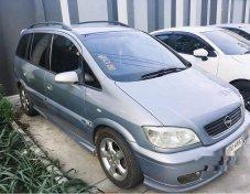 ขายรถ CHEVROLET Zafira Sport 2002 รถสวยราคาดี