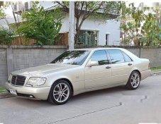 ขายด่วน! MERCEDES-BENZ S500 รถเก๋ง 4 ประตู ที่ กรุงเทพมหานคร