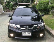 Honda City 1.5 SV i-vtec Sedan  AT MNC ตัว Top สุด 2012
