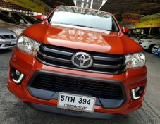 TOYOTA HILUX REVO 2.4 G DOUBLE CAB TRD PRERUNNER ปี2016AT