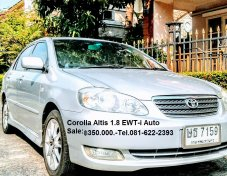 Toyota .Corolla ALTIS 2004
