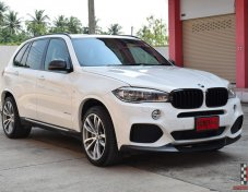 BMW X5 3.0 F15 (ปี 2015) xDrive30d M Sport SUV AT