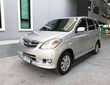 TOYOTA AVANZA 1.5E / AT / ปี 2012