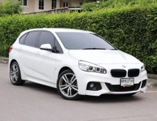 BMW SERIES 2, 218 i Active Tourer M Sport ปี2017