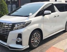 Toyota new Alphard 2.5 SC Package ปี 2017