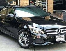 Mercedes benz C350e avangard ปี16